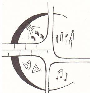 Foreningen Emanuels logo