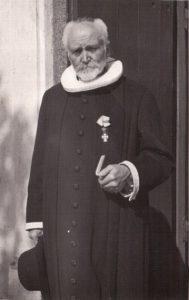 Pastor Jørgensen