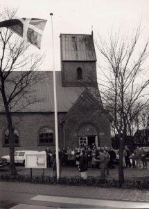 Forsamlingshuset. Festlighed 1988