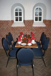 Nye stole